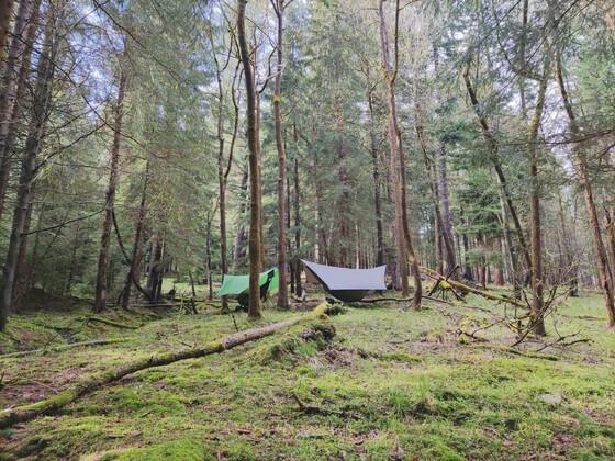 Mehrtagestour Bushcraft Camp