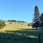 Aufstieg zum Mont Racine