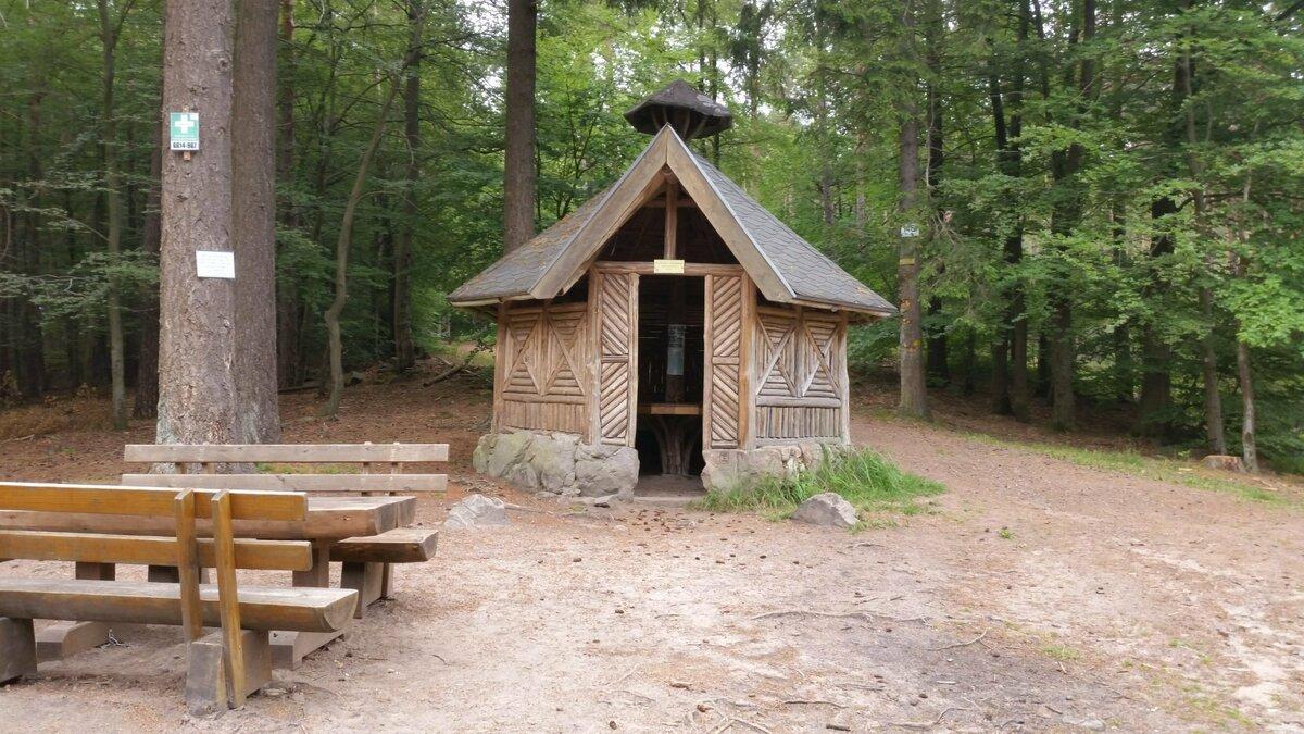 Hesselbachhütte (außen)